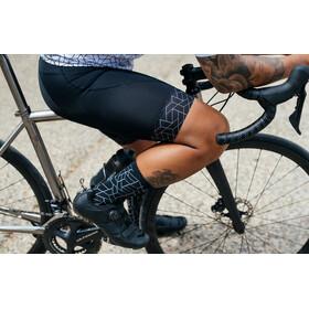 AGU High Bib-pyöräilyshortsit Miehet, black